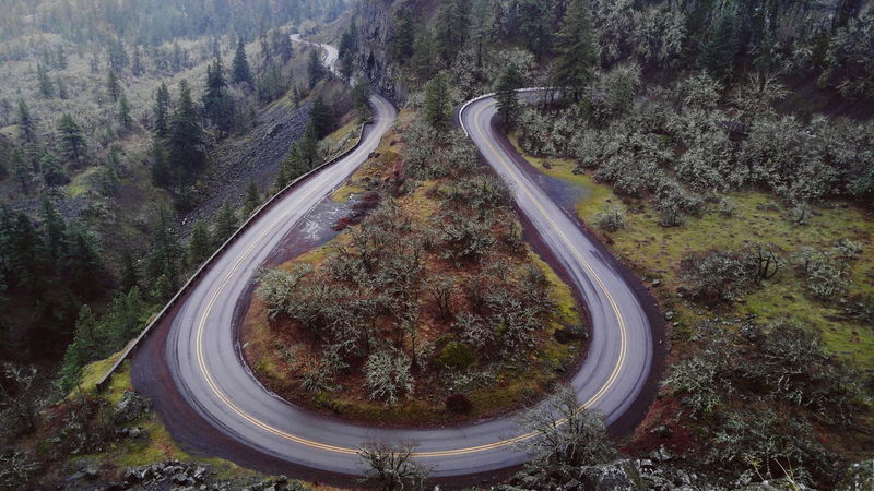 Rowena Crest Rowena Crest Columbia River Gorge Road Livewashington PNW PNWonderland