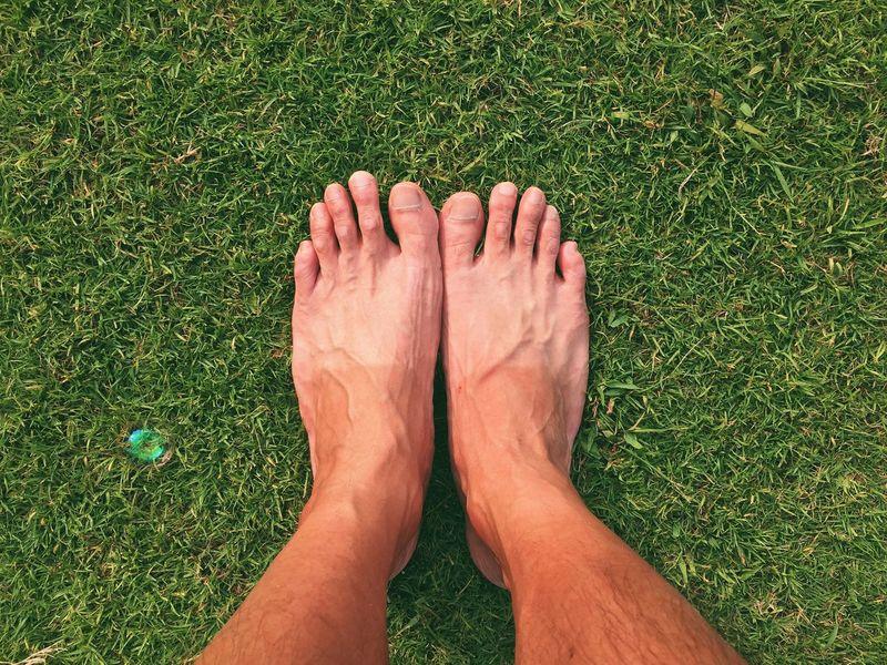 Ugly feet EyeEm Best Shots EyeEmBestPics Anythingbutbeautiful Feet Picnic Grass