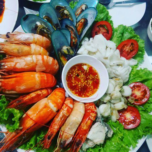 Seafood...🍴🍻🍺🍷
