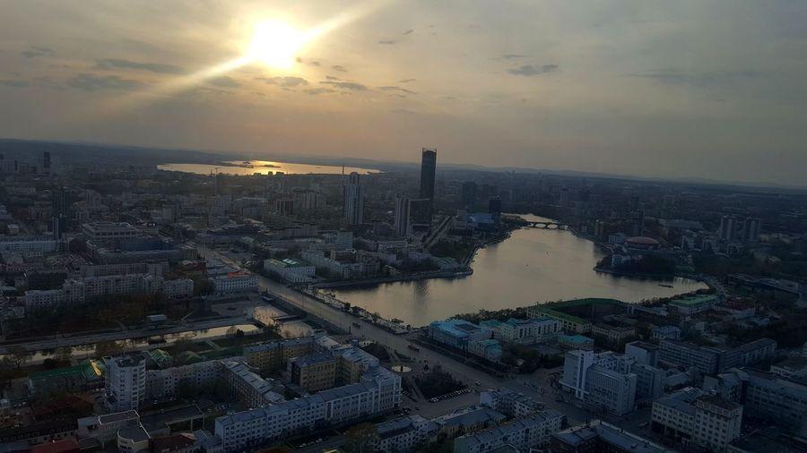 Вечер City