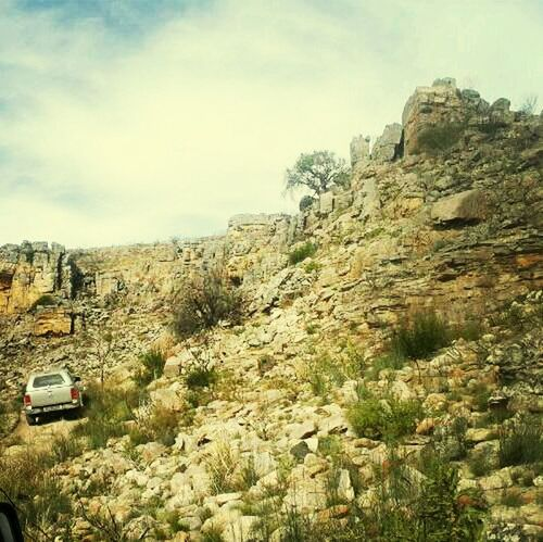 4x4 great scenery* @ KleinTafelberg WestCoast South Aftica Nature Adventure ◇ The Explorer - 2014 EyeEm Awards