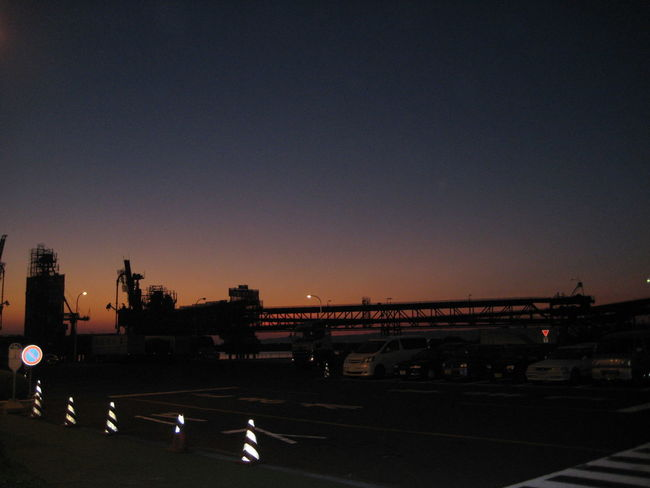 Aomori Before Sunrise Hachi Japan Tohoku 八戸 八戸港 夜明け前 東北 青森