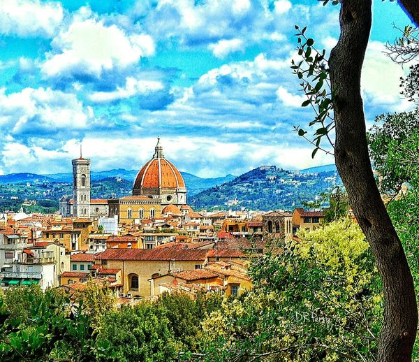 Boboli Boboligardens Firenze Florence Italia Italy Photobydperry Vista Cityscapes