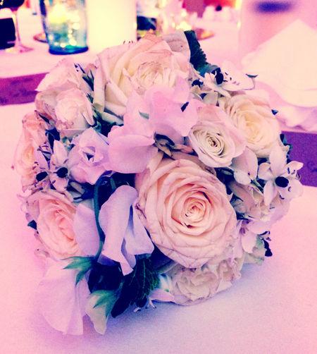 Hochzeit Wedding Brautstrauss Strauss Blumen Flowers Weiss Roses Berlin Potsdam