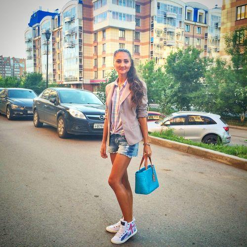 ? Home, sweet home Look Girl Walking Krasnoyarsk