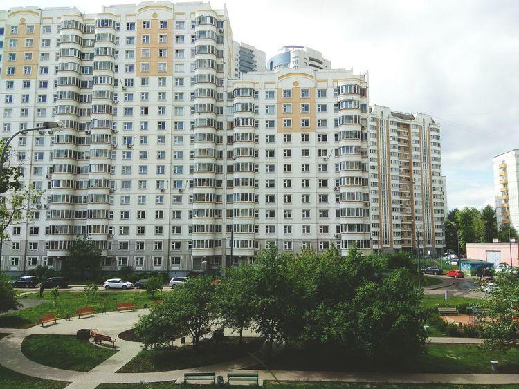 двор Москва люблю Это место память игорь...