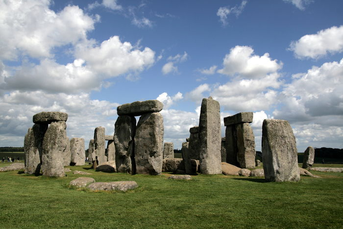 Cloudy Skies Stonehenge Memorial Stonehenge And Sky Ancient Ancient Civilization Archaeology Cloud - Sky Day Grass History Landscape Nature No People Old Ruin Outdoors Sky Stonehenge Stonehengerocks The Past