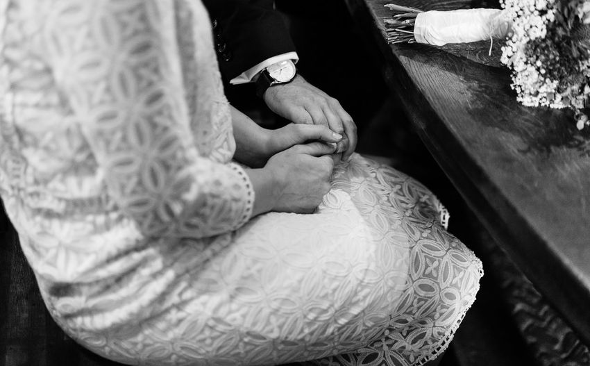 The most beautiful day Hands Couple EyeEm Best Shots EyeEm Selects Hello world first eyeem photo excited Event Happy Lucky Feeling monochrome blackandwhite Fine Art Photography Together Forever Hands Couple EyeEm Best Shots EyeEm Selects Hello World First Eyeem Photo Excited Event Happy Lucky Feeling Monochrome Blackandwhite Yes Or No? Bräutigam Bride Braut Hochzeit Wedding Real People Lifestyles People High Angle View Women Sitting Indoors  Men Human Body Part