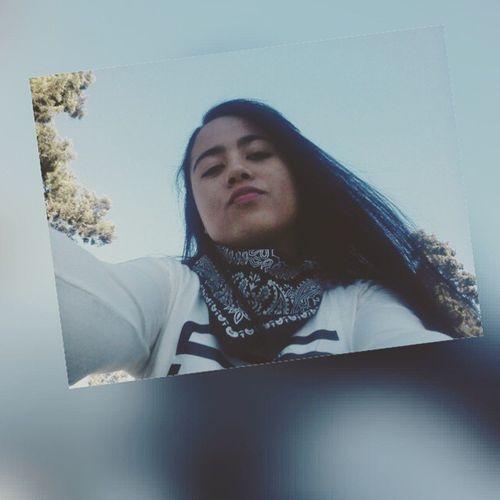 Me Selfie Up Sky