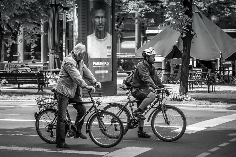 3 MEN Berlin HDR Hdr_Collection Street Life Eyem Best Shots - Black + White Streetphotography_bw Streetphoto_bw People Monochrome EyeEm Bnw