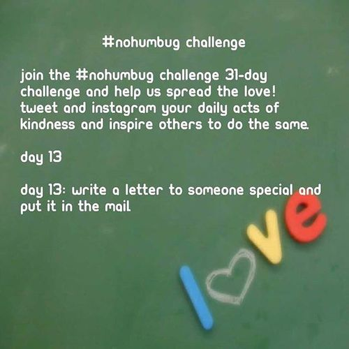 31 Day NoHumbug Challenge Day 7. Countdown Until CHRISTMAS!!!: 18 DAYS 🎆🎅🎄🎁🎉🎊🎈❄⛄