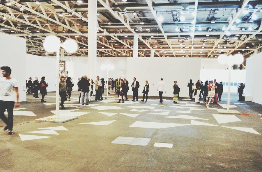 Show Basel Art Basel Art ArtWork Exposition Art Fair Contemporary 2015  Art Show