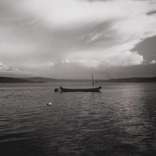 Peace And Quiet Bosphorus