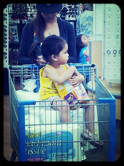 Awww Shes Soo Cute Day Dreaming While Hugging A Box Of Ice Cream Cones Lol