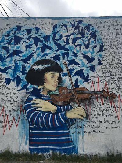Musician Music Love Art Violinist Thearts Losangeles