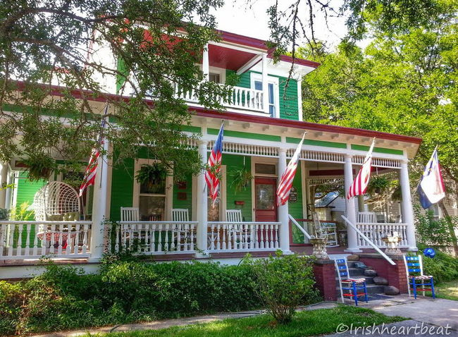 Happy 4th of July to my friends who Celebrate today! (Home in Southport, NC - Circa 1890) Southport Southport Nc American Flag 4th Of July