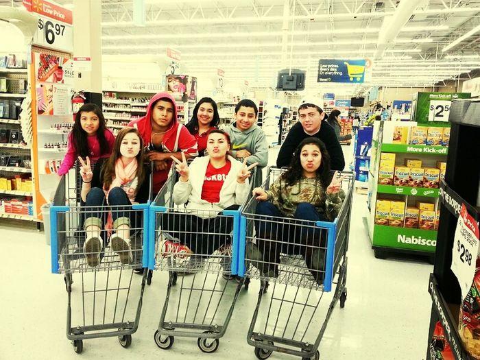 what we do at Wal-Mart!!