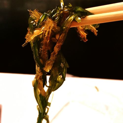 Seaweedsnack Enjoying Life Acquiredtaste First Eyeem Photo