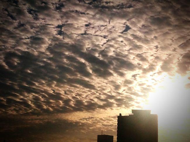 Cloud - Sky Sky Sunbeam Suun🌞 Skyquake Thenaturallight Urban Skyline Sunnyday 🌸🌷🌿