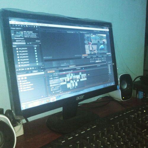 Editing Film Praktikum Identitas Day2 17menit SlowDown