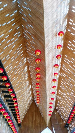 happy Chinese new Year! Ceiling Design Ceiling Chinese New Year Chinese Culture Chinese Decoration Chinese Lantern Modern Architecture Ghent,Belgium Architecture_collection Architecture Photography Architectural Feature Architectural Detail Lookingup Looking Up Architecture