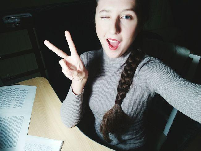 счастьерадость себяшка Ярославль ВсеПолучится Selfie ✌ Selfietime Good Times Good Day Happy Long Hair Confidence  Person