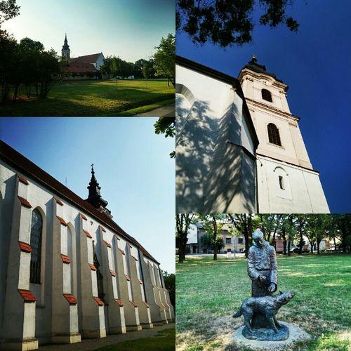 Church Templom Szeged Hungary Mátyástér Square Bluegreen
