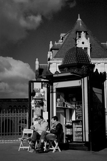 Blackandwhite Streetphotography Paris Shootermag