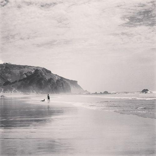 Beach Blackandwhite Photography Beachphotography