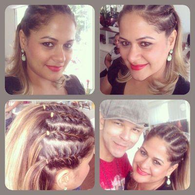 Maçu Cavalcante sua linda! Girlandboy Hairdesing Fashionhair Coiffeur instada. instagood instaday