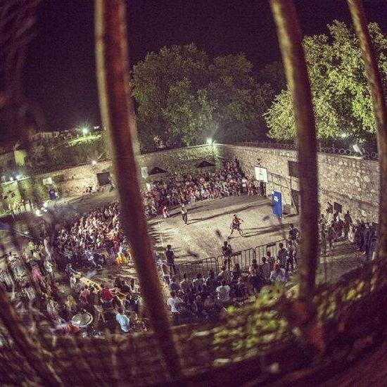 Sinop Cezaevinde Basketbol Turnuvası .