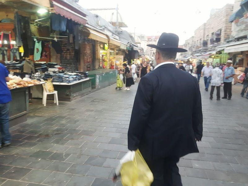 Jerusalem Jerusalem Jerusalem Israel Jerusalem❤ Israel Mahane Yehuda Marketshopping at Mahane Yehuda market Orthodox Orthodox Jews Religion Orthodoxy