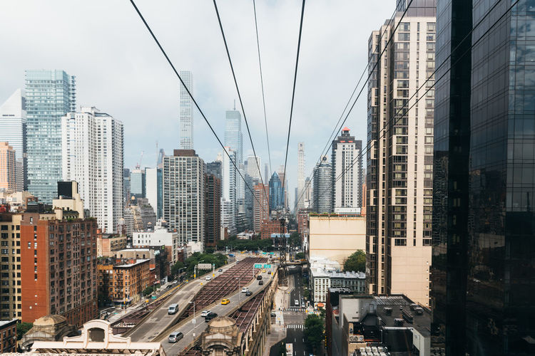 Queensboro tramway