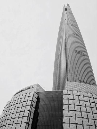 Seoul Lotteworld Tower