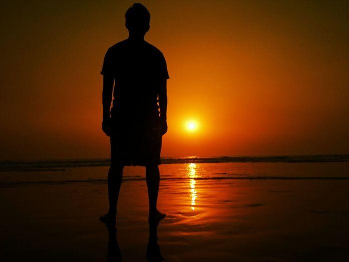 Sunset Harihareshwar IcallitTHEBLANK