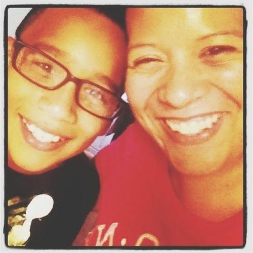 Bubi and Me! Happy B-Day! Love u