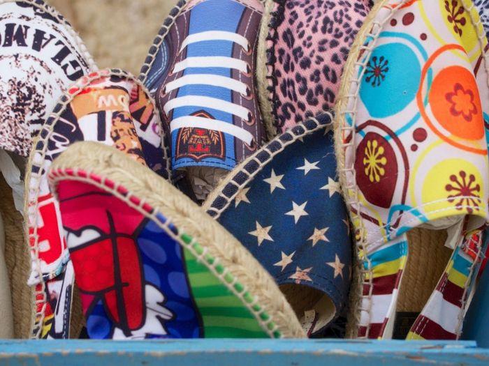 Fancy Alpargatas! Street Photography Shoes