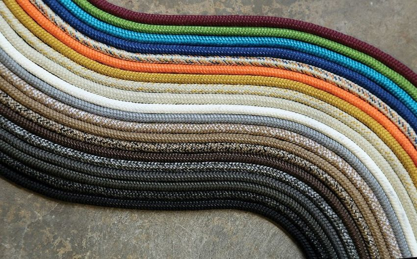 colors of rope