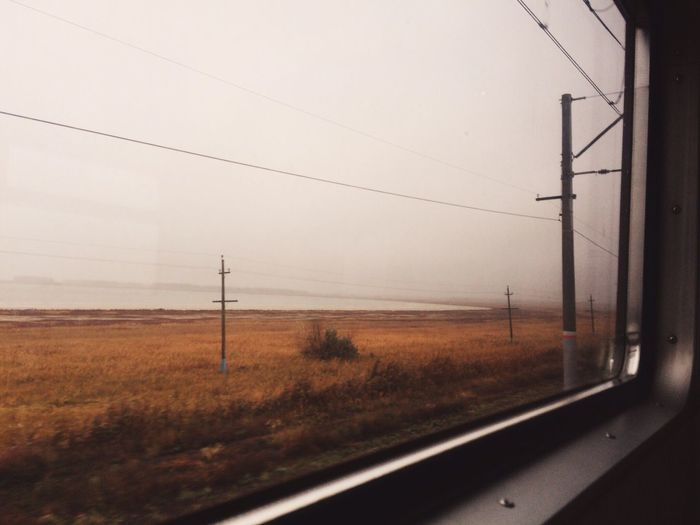 Autumn October Train Ural Travel First Eyeem Photo