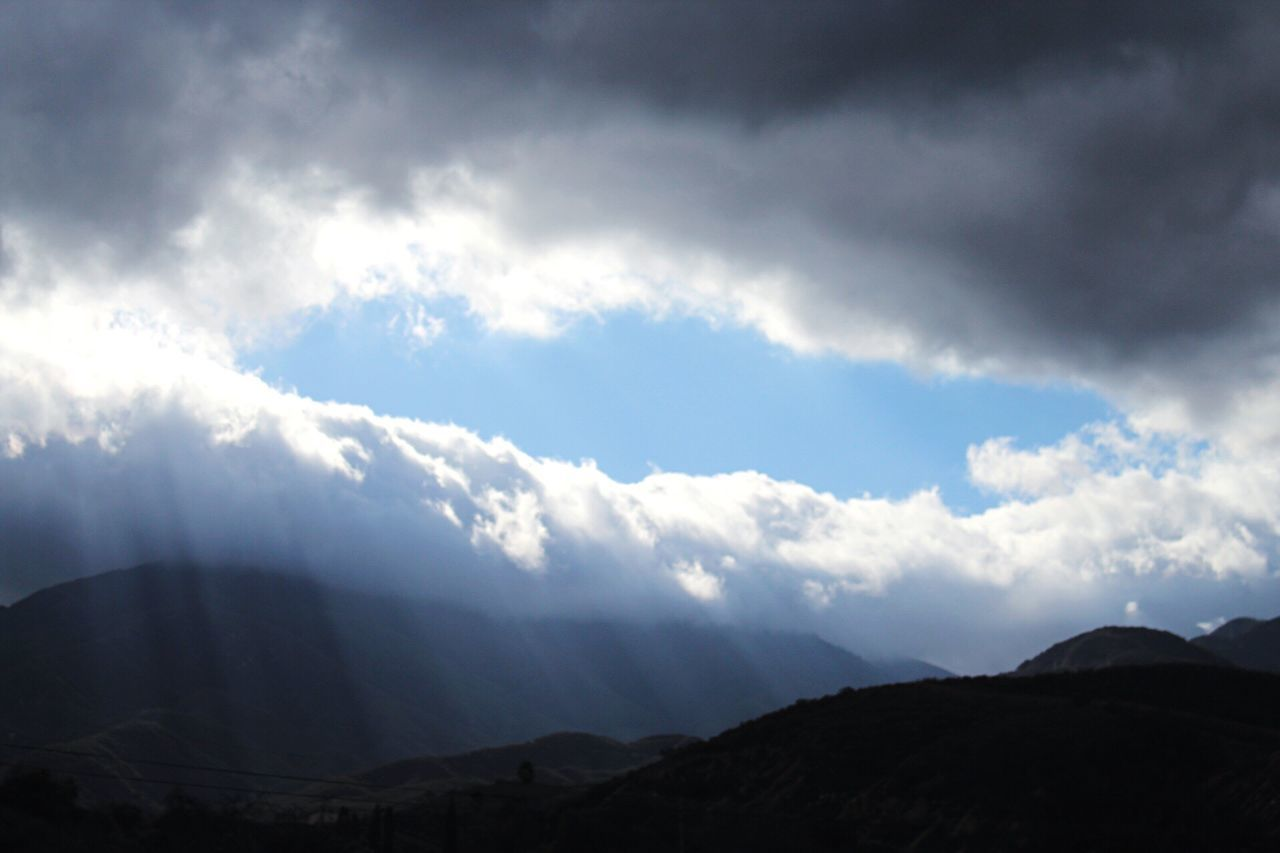 nature, scenics, beauty in nature, landscape, sky, tranquil scene, mountain, tranquility, outdoors, day, cloud - sky, no people
