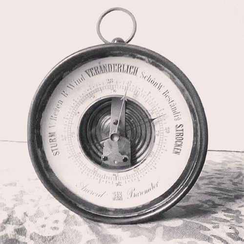 Meter Barometer Bw Day Weather