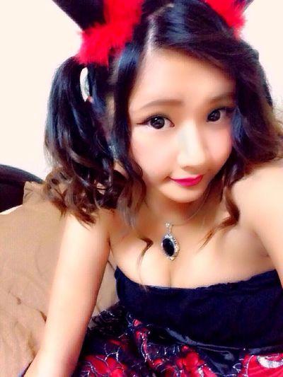 暇だからdevilちゃんのコスプレ♡笑 Hi! That's Me 自撮り Enjoying Life Hello World コスプレ デビル Devil Japan