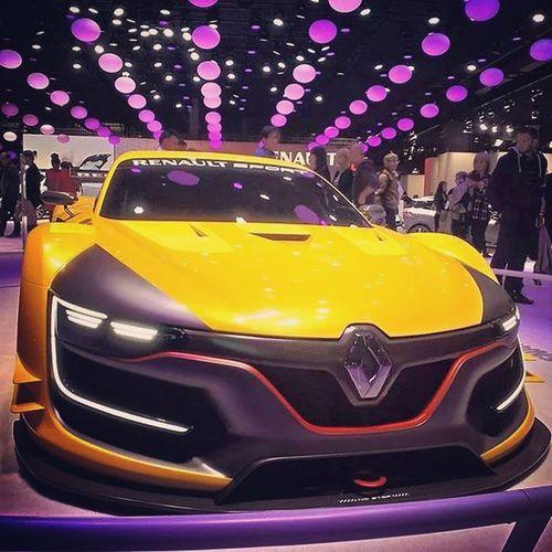 #StandRenault #Renault #RS01 #RenaultSport #Pavillon1 #parismotorshow #PorteDeVersailles #Paris #France #2014