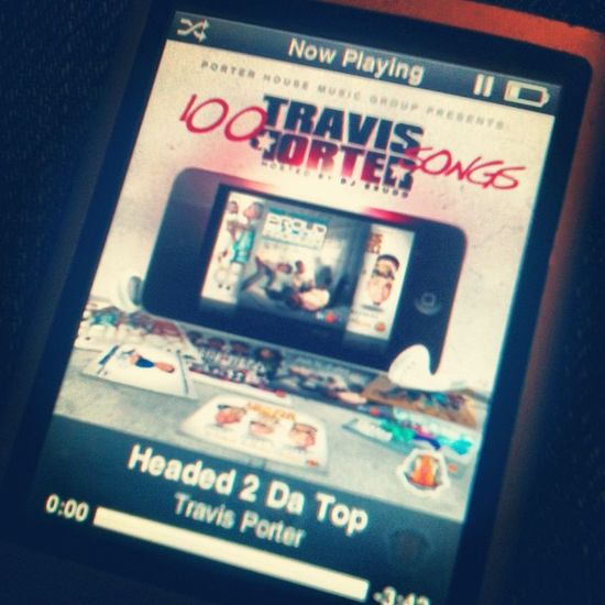 Themesong Today TravisPorter  Swag