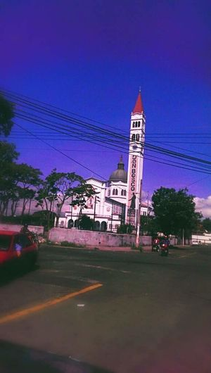 Iglesia Don rua ElSalvador  Elsalvadorimpresionante