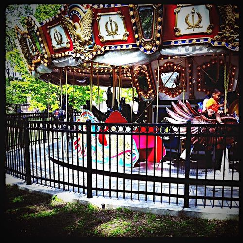 Merry Go Round Summers In Philadelphia Children Playing Parks In Philadelphia