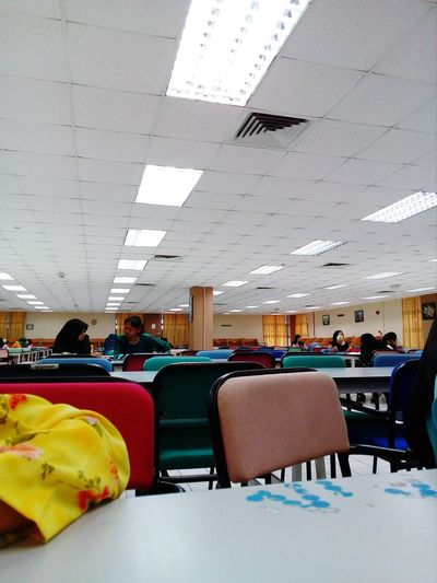 Kmpp Library Cold Temperature No People Chair Day