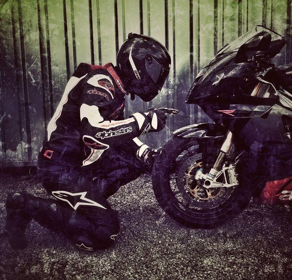 Motor Motorcycles Motorbike Aprilia RSV4 Aprillia