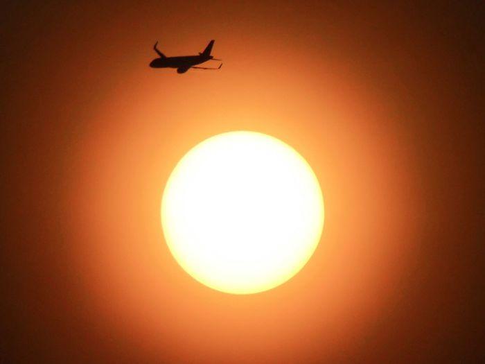 Flying Sun
