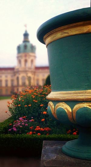 Charlottenburg Palace in Berlin Seeing The Sights Berlin Schloss Charlottenburg Charlottenburg Palace Near And Far Out Of Focus